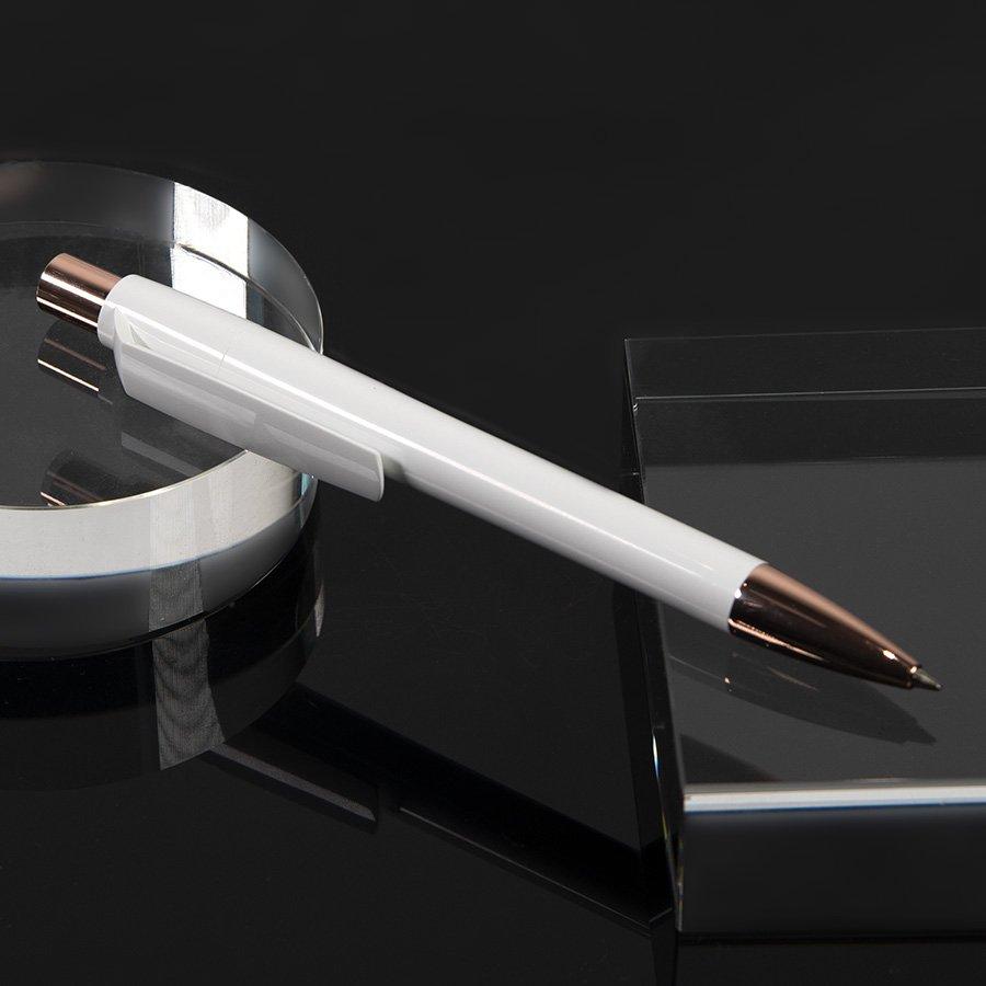 Ручка шариковая MOOD ROSE Белый_3