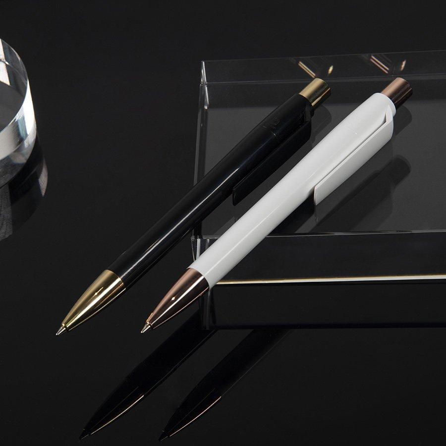 Ручка шариковая MOOD ROSE Белый_4