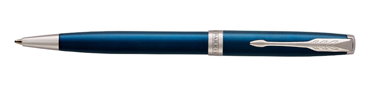 Шариковая ручка Parker ESSENTIAL Sonnet Laque Blue CT